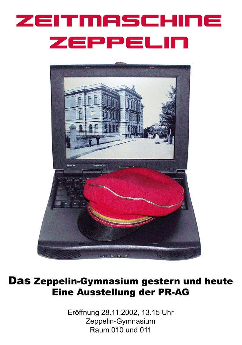 Zeitmaschine Zeppelin